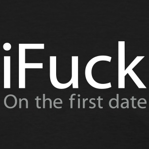 i Fuck On The First Date Women's T-Shirts - Women's T-Shirt