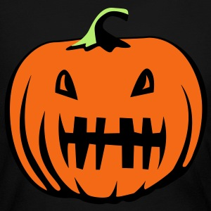 Pumpkin - Women's Long Sleeve Jersey T-Shirt