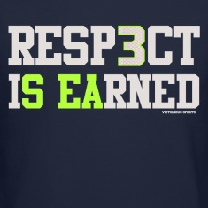 "VICT Seattle ""Resp3ct Is Earned"" Sweatshirt"