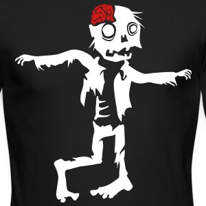 Zombie - Men's Long Sleeve T-Shirt by Next Level