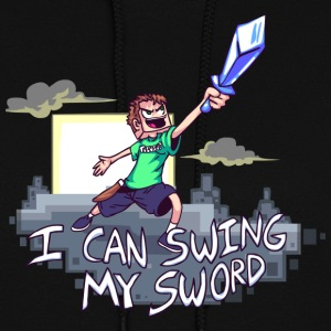 I Can Swing My Sword Hoodies - Women's Hoodie