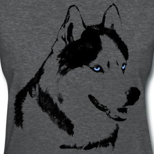 Women's Husky T-shirts Siberian Husky Shirts & Gifts - Women's T-Shirt
