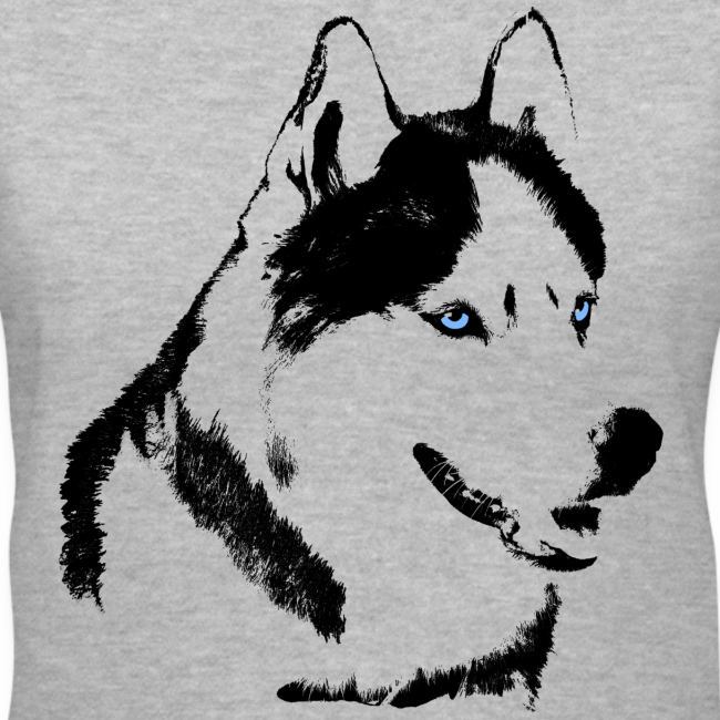 Husky T-shirts Siberian Husky Shirts & Gifts