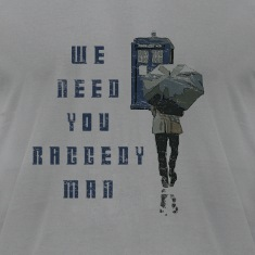 We Need You Raggedy Man - Doctor Who | Robot Plung