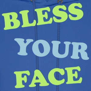 Bless Your Face Hoodies  Tobuscus - Men's Hoodie