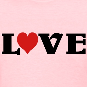 love Women's T-Shirts - Women's T-Shirt