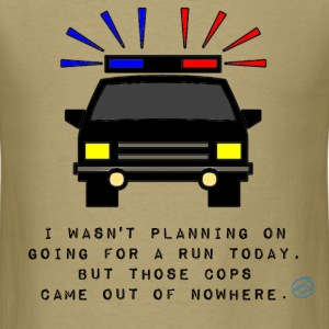 Plans Change T-Shirts - Men's T-Shirt