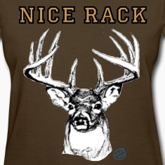 Nice Rack Women's T-Shirts