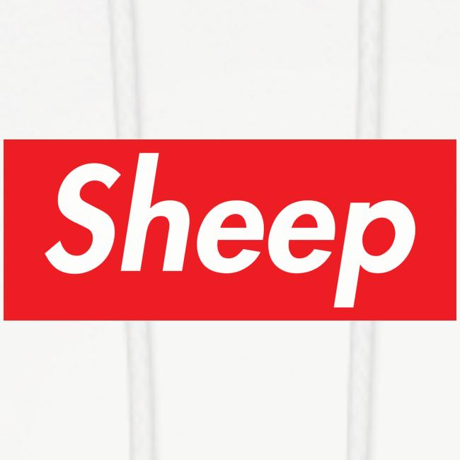 sheep hoodie