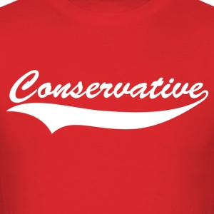 Conservative - Men's T-Shirt
