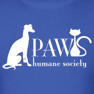 Design ~ PAWS Logo White