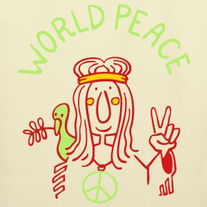 World Peace Bags  - Eco-Friendly Cotton Tote