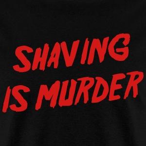 Shaving Is Murder