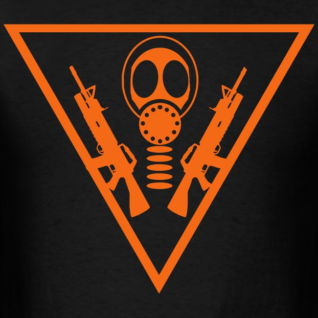 ORANGE MISSION INFECT SHIRT