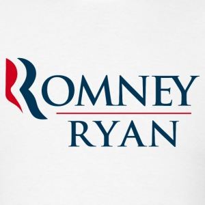 Romney Ryan 2012 T-Shirt - Men's T-Shirt