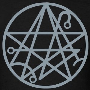 Necronomicon Star T-Shirts - Men's T-Shirt