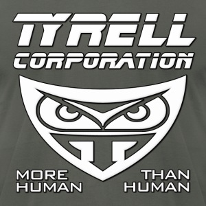 Tyrell Corporation Blade Runner T-Shirts - Men's T-Shirt by American Apparel