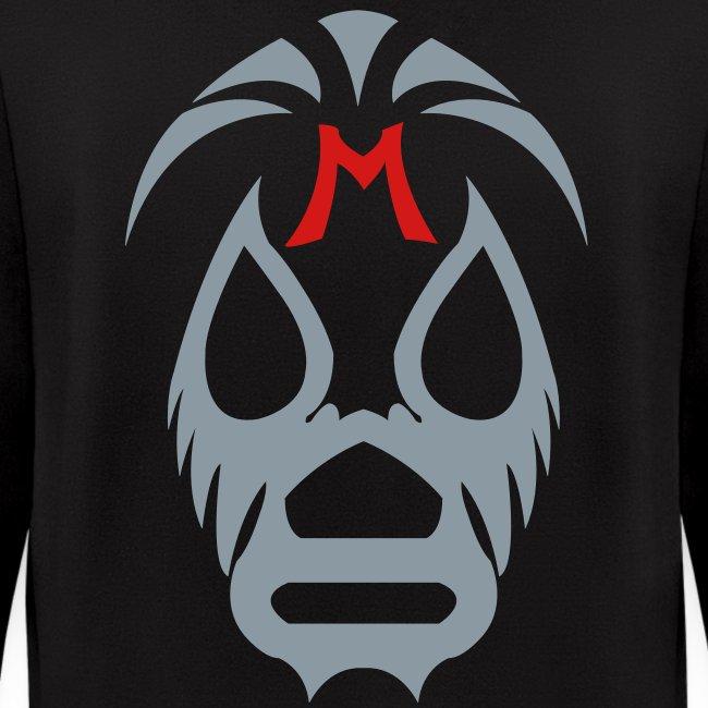 Masked Man Hoodie