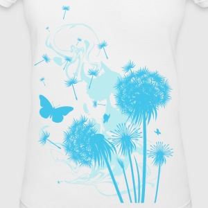 Dandelion - Women's V-Neck T-Shirt