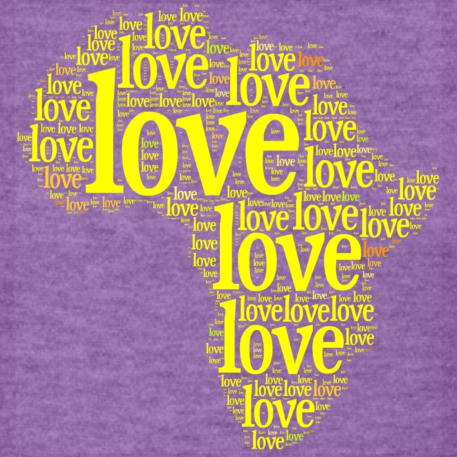 Africa Love Collage