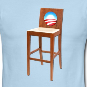 Obama Empty Chair T-Shirts - Men's Ringer T-Shirt