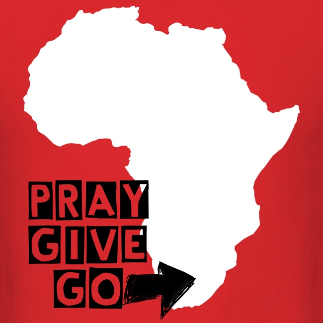 Pray Give Go (Men's)
