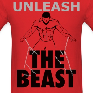 Unleash The Beast! - Men's T-Shirt