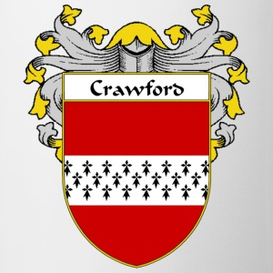 Crawford Coat of Arms/Family Crest - Coffee/Tea Mug