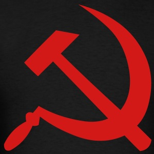 CCCP Sickle And Hammer T-Shirts - Men's T-Shirt