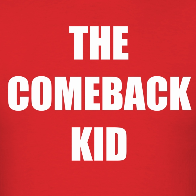 The Comeback Kid - Red