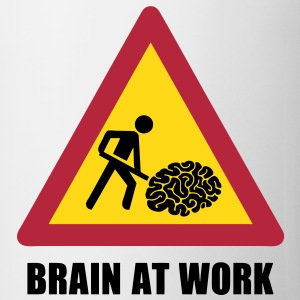Brain at Work New Apparel - Coffee/Tea Mug