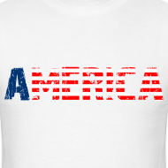 Design ~ America T Shirt