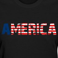 Design ~ America Girls T Shirt