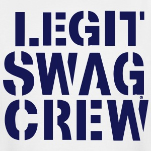 LEGIT SWAG CREW T-Shirts - Men's Tall T-Shirt