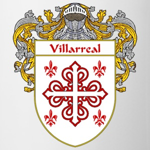 Villarreal Coat of Arms/Family Crest - Coffee/Tea Mug