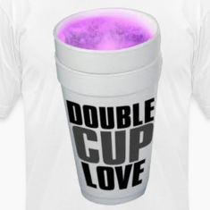 Double cup love. T-Shirts