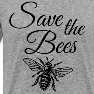 Save the Bees ( one color)