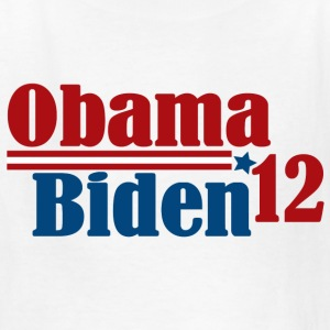 Re-Elect Obama Biden 2012 Kids' Shirts - Kids' T-Shirt