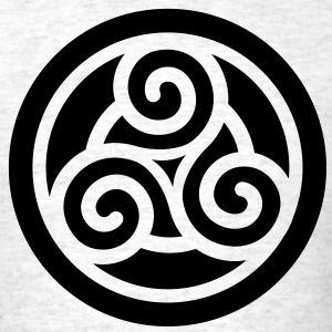 Triskelion - Men's T-Shirt