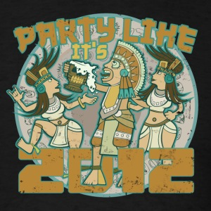 PARTY LIKE IT'S 2012 T-Shirts - Men's T-Shirt