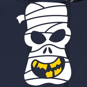 Naughty Halloween Mummy Hoodies - Men's Hoodie