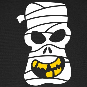 Naughty Halloween Mummy Caps - Baseball Cap