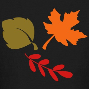 Leaves - Kids' Long Sleeve T-Shirt