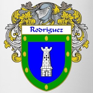 Rodriguez Coat of Arms/Family Crest - Coffee/Tea Mug