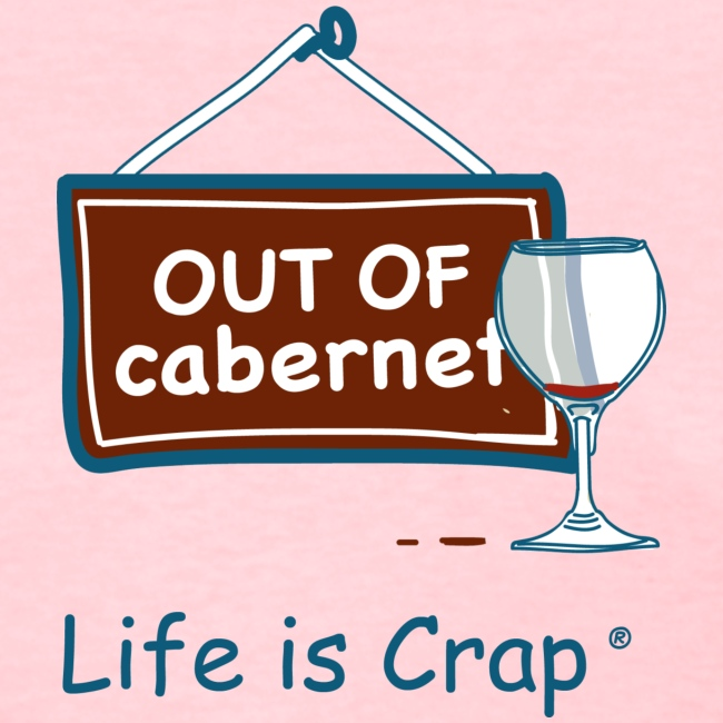 Out Of Cabernet - Womens Classic T-Shirt