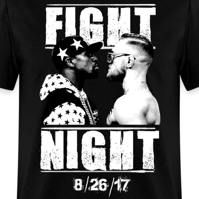 Bkb Merchandise Floyd Mayweather Vs Conor Mcgregor T Shirt Mens