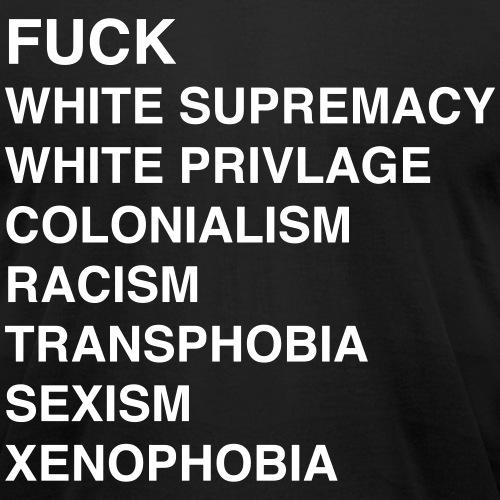 F White Supremacy Priv