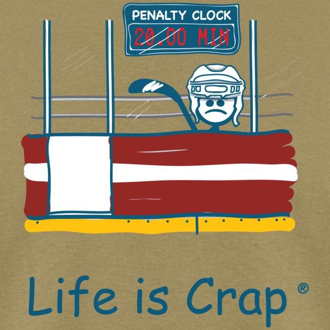 Penalty Box Hockey - Mens Classic T-Shirt