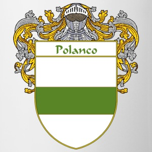 Polanco Coat of Arms/Family Crest - Coffee/Tea Mug