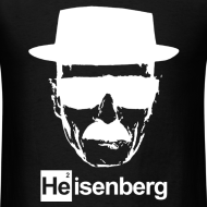 Design ~ Heisenberg T Shirt